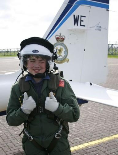 AEF Flying 1