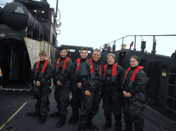 13 - Dry Suits