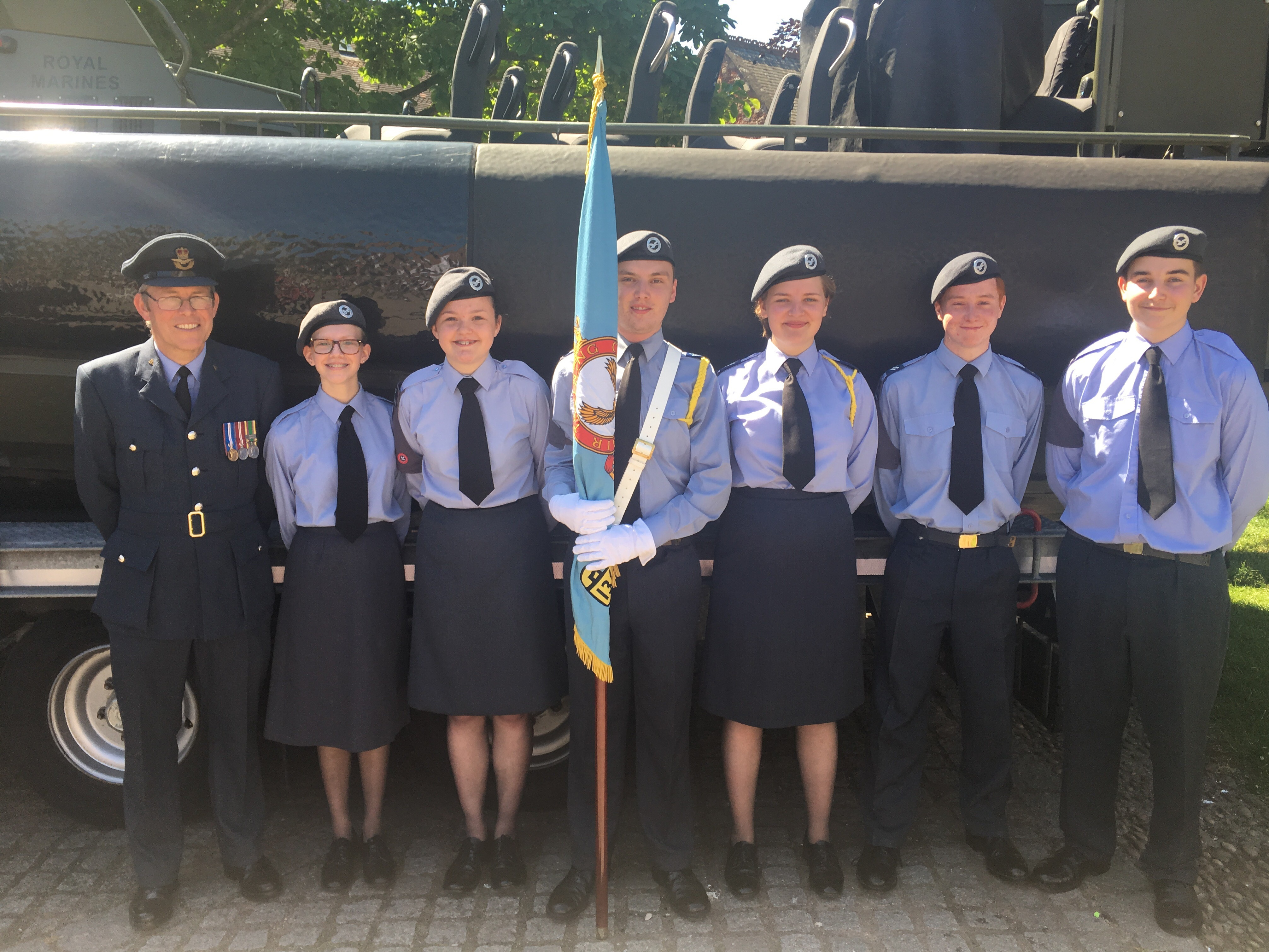Exeter Armed Forces Day