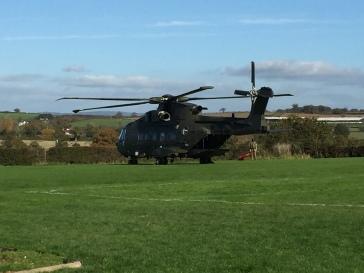 Merlin Flight from RMCTC Lympstone